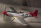 "view Model, Static, North American P-51D Mustang ""Miss Pelt"" digital asset number 1"