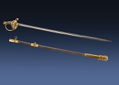 view Sword, United States Navy, Kenneth Whiting digital asset number 1
