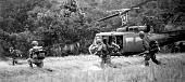 view Wars, Vietnam; Bell UH-1 Iroquois (Huey). [photograph] digital asset number 1
