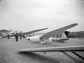 view Events, 1937 Elmira, NY, National Soaring Contest; Schleicher Sperber (Sparrow Hawk) Senior. [photograph] digital asset number 1