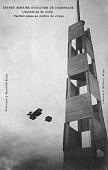 view Events, 1909 Reims, France, Grande Semaine de lLa Champagne; Paulhan, Louis; Voisin 1909 Biplane Family. [photograph] digital asset number 1