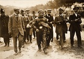 view Vďrines, Jules; Events, 1911, Paris-Madrid Race. [photograph] digital asset number 1