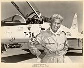 view Cochran, Jacqueline; Northrop T-38 Talon Family. [photograph] digital asset number 1