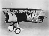 view Curtiss F11C-2 (BFC-2) Goshawk. [photograph] digital asset number 1