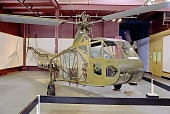 view Sikorsky (VS-316A, S-48) XR-4, NASM; Museums, SI, Exhibits, A&I, Helicopter Gallery (SW Gallery, 1972). [digital image] digital asset number 1