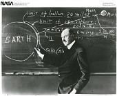 view Goddard, Robert H. (Dr). [photograph] digital asset number 1