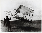 view Wright (Brothers) 1901 Glider (No.2); Wright, Orville. [photograph] digital asset number 1