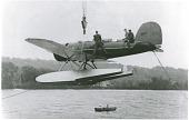 "view Lockheed Model 8 Sirius ""Tingmissartoq""; Lindbergh, Charles Augustus. [photograph] digital asset number 1"