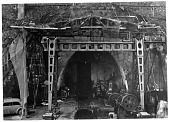 view V-2 (A-4) Missile, Germany, WWII, Manufacturing. [photograph] digital asset number 1