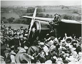 view Earhart, Amelia (Putnam); Lockheed Model 5B Vega, Earhart Aircraft, NR7952. [photograph] digital asset number 1