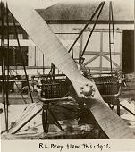 view Bray 1911 Biplane. [photograph] digital asset number 1