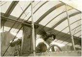 view De Laroche, Raymonde; Voisin 1909 Biplane Family. [photograph] digital asset number 1