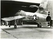 view Republic XF-91 Thunderceptor. [photograph] digital asset number 1