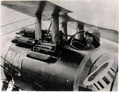 "view Rickenbacker, Edward V. ""Eddie"" (Captain); Aces, WWI, USA; Nieuport 28 C1. [photograph] digital asset number 1"