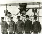 view Curtiss NC-4 (P2N-1), Crew. [photograph] digital asset number 1
