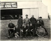 view Air Mail, General, Airports, General. [photograph] digital asset number 1