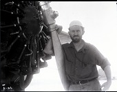 view California-Arabian Standard Oil Co. Saudi Arabia Expedition; ; Joseph D. Mountain; Fairchild 71. [photograph] digital asset number 1