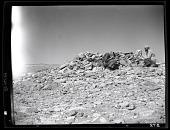 view California-Arabian Standard Oil Co. Saudi Arabia Expedition; Tombs; Brown, Arthur; Kerr, Richard. [photograph] digital asset number 1