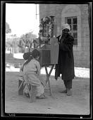 view California-Arabian Standard Oil Co. Saudi Arabia Expedition; Street Entertainers; Lebanon. [photograph] digital asset number 1