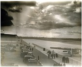 view Air Transport, Airports, USA, New York, NYC, Floyd Bennett Field. [photograph] digital asset number 1