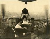 "view LTA, Airships,ÙSA, Knabenshue (A. Roy) ""Knabenshue Airship"" (""Pasadena Airship,"" ""White City""), Chicago (1914). [photograph] digital asset number 1"