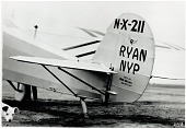 "view Ryan NYP ""Spirit of St. Louis"". [photograph] digital asset number 1"