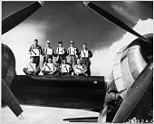 view KOREAN WAR; RECREATION, MISCELLANEOUS; Boeing B-29 Superfortress. [photograph] digital asset number 1