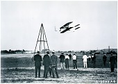 view Wright Brothers, Fort Myer Trials, 1909; Wright (Co) Type A Military (Signal Corps No.1). [photograph] digital asset number 1