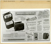 view Equipment, Emergency Rescue/Safety/Survival, First Aid Kits. [photograph] digital asset number 1