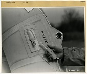 view Equipment, Emergency Rescue / Safety / Survival, Life Rafts / Life Rafts, Lifeboats and Sea Rescue Equipment, General; Survival, Emergency and Survival Kits. [photograph] digital asset number 1