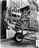 view Fokker T-2 (F.IV), Production, Detail, Nose. [photograph] digital asset number 1