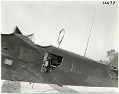 view Equipment, Instruments, Kreusi Type E-3 Radio Compass; Douglas BT-2 (Modified O-32). [photograph] digital asset number 1