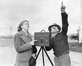 "view Cochran, Jacqueline ""Jackie"" (Bessie Lee Pittman). [photograph] digital asset number 1"