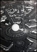 view Events, 1939 New York, NY, World's Fair; Miscellaneous, Photography, Types of Images, Aerial Photography. [photograph] digital asset number 1