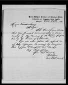 view Records of the Field Offices for the District of Columbia, Bureau of Refugees, Freedmen, and Abandoned Lands, 1865–1870 digital asset: M1902-Representative-Image