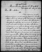 view Records of the Field Offices for the State of South Carolina, Bureau of Refugees, Freedmen, and Abandoned Lands, 1865–1872 digital asset: M1910-Representative-Image