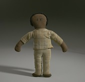 view Male doll with tan clothing digital asset number 1