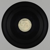 view Laquer disc of Billie Holiday master recordings digital asset number 1