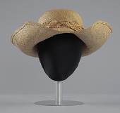 view Fishing hat from the Powell family vacation cottage digital asset number 1