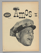 view Advertisement for Amos 'n' Andy Television Show sponsored by Blatz digital asset number 1