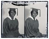 view Studio Portrait of a Graduate, Studio Portrait of a Graduate, Diptych digital asset number 1