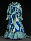 view Costume gown, petticoat, and jacket for Addaperle in The Wiz on Broadway digital asset number 1