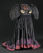 view Costume gown and petticoat for Evillene in The Wiz on Broadway digital asset number 1