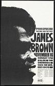 view Broadside for a James Brown concert at The Showbox digital asset number 1