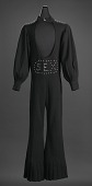 "view Black ""Sex"" jumpsuit owned by James Brown digital asset number 1"