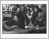 view <I>Dr. Martin Luther King, Jr., Baltimore, MD</I> digital asset number 1