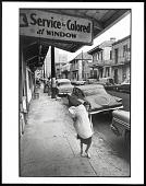 view <I>Laundry Girl • New Orleans, LA</I> digital asset number 1