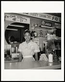 view <I>Helen Ann Smith at Harlem House, Beale St, Memphis, TN</I> digital asset number 1