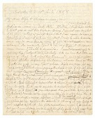 view Letter written by John Brown and Frederick Douglass to Brown's wife and children digital asset number 1
