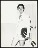 view Photograph of Althea Gibson digital asset number 1